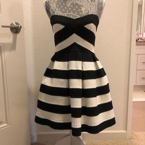 Dresses & Skirts - Top off mini dress